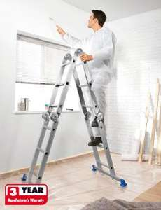 Multi-function Ladder @ lidl. £69.99