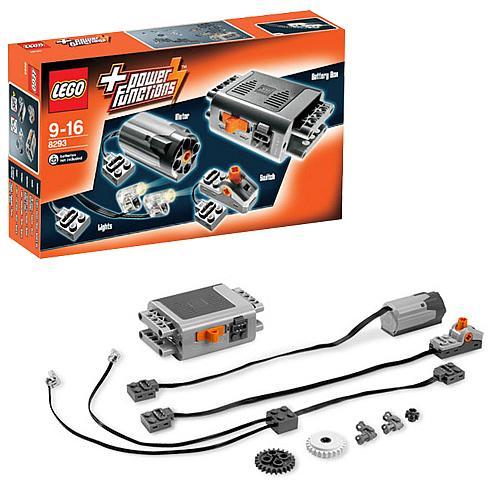 LEGO 8293 Power Functions Motor Set £22.51 @ Argos
