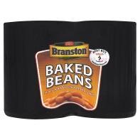 Branston Baked Beans 4x410g £1 instore and online @ asda