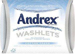 Free Andrex Washlets- England only- selected locations