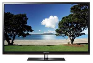 "Samsung PS43D490 43"" 3d plasma £379.49 del from Electricalexperiance"