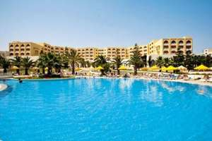 Tunisia flights all inclusive 14 nights £324 @ Latedeals.co.uk