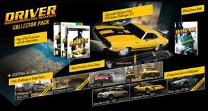Driver: San Fransico Collector's Edition - £24.99 @ UBI Shop (Xbox & PS3)