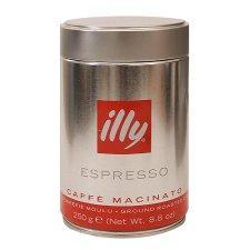 Illy Espresso Ground Coffee 250g tin  £3.92 @ Tesco