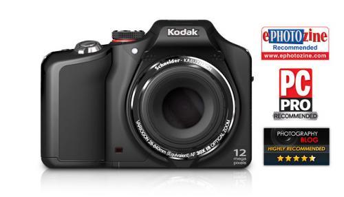 KODAK EASYSHARE MAX Z990 30xZOOM BRIDGE CAMERA £134.98 Delivered @digigood/EBAY