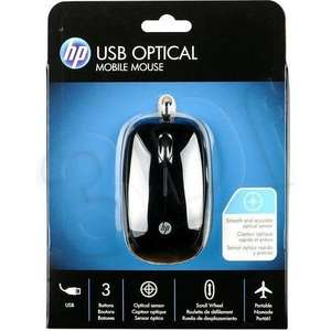 HP USB Optical Mouse Only 99p instore only @Sainsburys