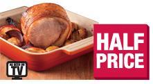 Co - Op Meat deals - British Elmwood pork loin joint - Half price £4.89 kg + more in post