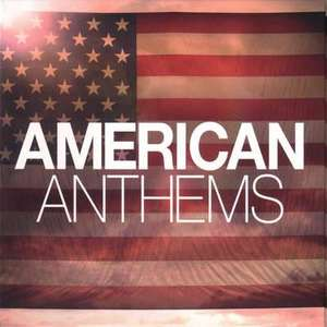 American anthems, 60 song 3 disc CD album £4.98 delivered @ amazon.co.uk