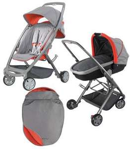 Quinny pushchair 65% off at kiddicare for £149.99 @ Kiddicare