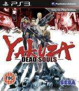 Yakuza: Dead Souls (Pre-Order and Receive The Densetsu DLC Pack) PS3 - £32.85 @TheHut