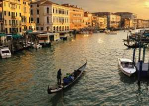 Venice - 2 or 3 nights in a 4* hotel inc flights from £169 @ Groupon clearskyholidays
