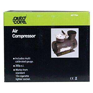 Autocare Mini Air Compressor was £10 now £5 del to store @ Asda