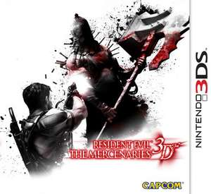 Resident Evil: Mercenaries 3DS  £17.02 @ Amazon Sold by Oakwood Distribution Limited