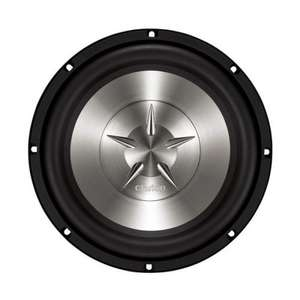 """Clarion SW3012 12"""" 700 watts peak power subwoofer 350 watts RMS rrp £125 @ Car audio centre"""