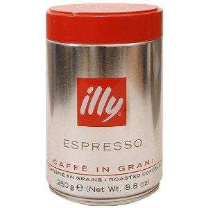 Pack of 2 illy Coffee Beans 250 g (500g Total) £7.06 S&S @ Amazon