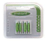 Vapextech AAA 8 X NIMH+ 950mAh RECHARGEABLE BATTERIES (ready to go) + case + free delivery