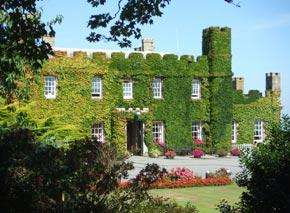 2 Nights for Two at Tregenna Castle in St Ives - Save up to 63% (Includes breakfast & £100 voucher book) - £99 @ MightyDeals