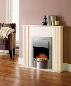 Dimplex OptiSuite2Go Electric Fire Suite (Instore Only) £229 reduced to £140 @ homebase