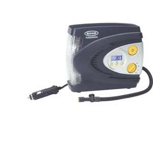 RAC630 12V Automatic Digital Compressor with LED Light £19.89 delivered Amazon