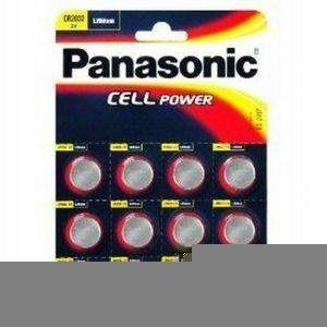 12 x Panasonic CR2032 Lithium 3v Batteries £2.54 works out @ Just over 21p a battery @ Amazon Marketplace (Premier Life Store)