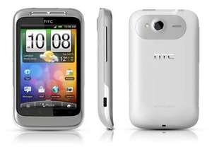 GoMobile Amazing Android Deal - HTC Wildfire S 900mins / Unlimited Texts / 1GB Internet / Email @ £20 p/m
