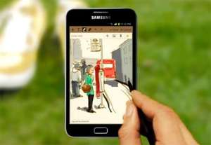 Samsung Galaxy Note - T-Mobile - 18m contract - 300m+300txt+Plus Free Booster choice - £25.54 / mth @ intomobilephones