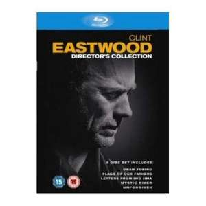 Clint Eastwood - The Director's Collection (5 disc Blu-ray) £17.99 at Play
