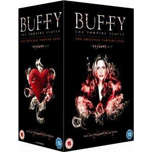 Buffy The Vampire Slayer Complete Seasons 1-7 DVD Box Set only £39.59 at Play.com