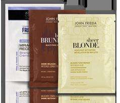 John Frieda - Free sample for the first 5,000 that complete the survey