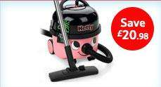 Numatic Hetty Vacuum Cleaner £78.99 at Tesco direct with £10 off E-Coupon