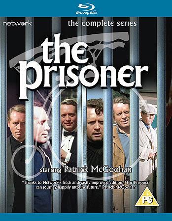 The Prisoner on Blu Ray -  £23.89 @ Network DVD