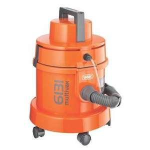 Vax 6131T 3-in-1 Multivax Dry Vacuum and Carpet Washer  £59.99 @ Makro Online. NO CARD REQUIRED