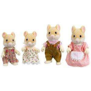 Sylvanian Families Hamster Family & Red Deer Family now £6.40 each del @ Amazon (rrp £15.99)