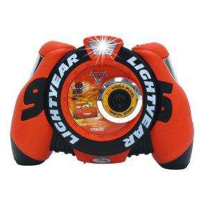 Vtech Kidizoom Disney Cars 2 Lightning McQueen Digital Camera only £15 @ Amazon