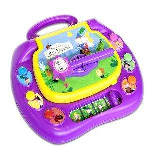 Ben and Holly's Little Kingdom Magical Laptop rrp £24.99 now £6.25 del @ Amazon