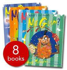 Mr Gum Collection - 8 Books (Paperback) by Andy Stanton £13.49 @ Red House Books