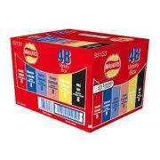 Box of 48 assorted walkers crisps - £3.99 @ B&M