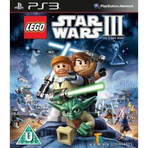 LEGO STARWARS 3: THE CLONE WARS, PS3, BRAND NEW SEALED, £9.99 @ CURRYS/PC WORLD INSTORE
