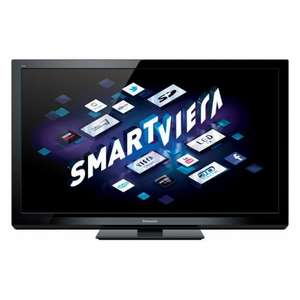 Panasonic Smart VIERA TX-P50G30B 50-inch HD Ready 600Hz Internet-Ready Plasma TV with Freeview HD Tuner £549 @ Currys