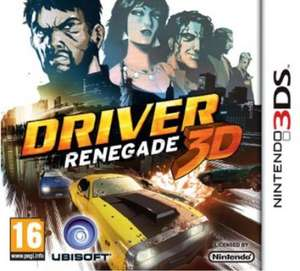 Driver Renegade [3DS] for £9.99 @ Choices UK