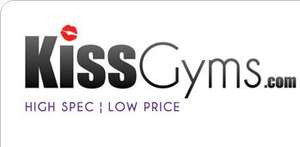 Kiss Gyms Opening Swindon special promo price £9.99 p.m.