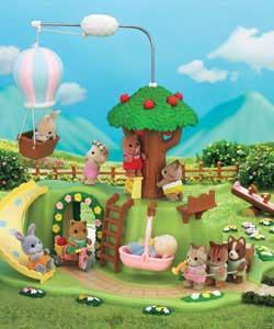 Sylvanian Families Primrose Park Playset £17.99 @ Argos