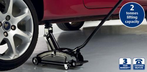Hydraulic Trolley Jack £19.99 @Aldi