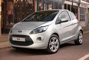 brand new ford ka edge for only £7995 from Heartlands Ford