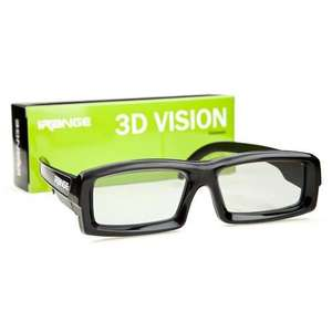 3D Glasses in Poundland for, you guessed it £1