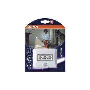 Osram Nightlux automatic night lights (2 different models) - £9.99 each instore at Robert Dyas