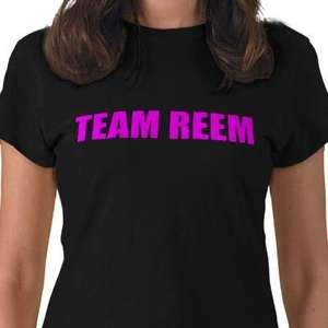 Team Reem The Only Way is Essex TOWIE T-Shirt £20 @ Zazzle