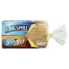 2 x Kingsmill 50/50 loaves for £1.40 @ Tesco & Asda with coupons
