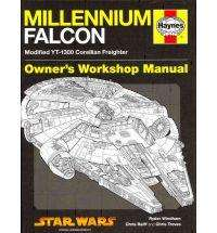 Millennium Falcon Manual: 1977 Onwards (Modified YT-1300 Corellian Freighter) (Hardback) £9.13 @ The Book Depository