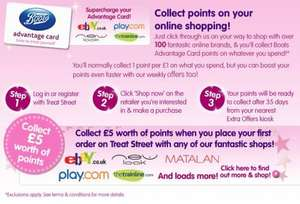 100 free Boots advantage card points (£1 free!) when you install toolbar